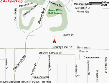 Center Hill Florida Map.The Eye Center In Spring Hill Florida Location And Hours